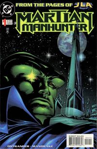 Martian Manhunter v.2 1