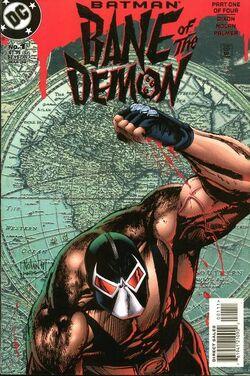 Batman - Bane of the Demon 1