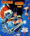 Batwoman Legends of the Dead Earth 001