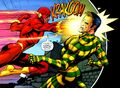 Flash Wally West 0138