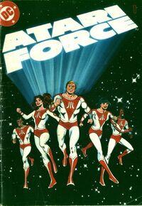 Atari Force v.1 1