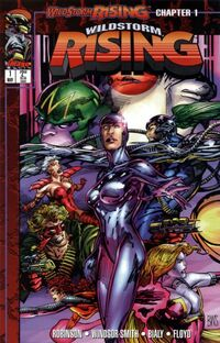 WildStorm Rising Vol 1 1