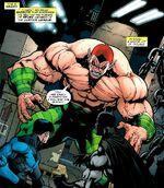 Batman and Nightwing vs. Amazo