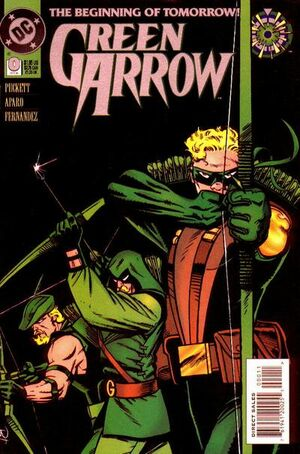 Cover for Green Arrow #0 (1994)