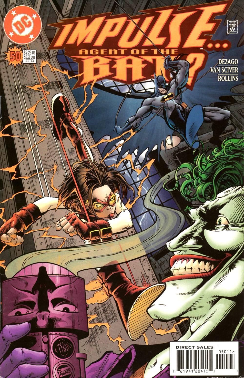 Impulse Vol 1 84 - DC Comics Database