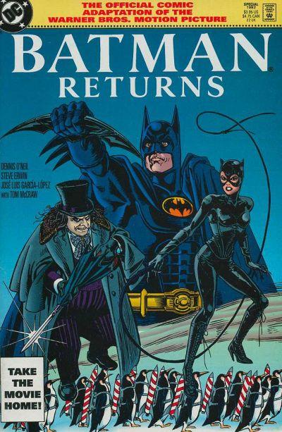 Batman Returns The Official Comic Adaptation Vol 1 1 Dc