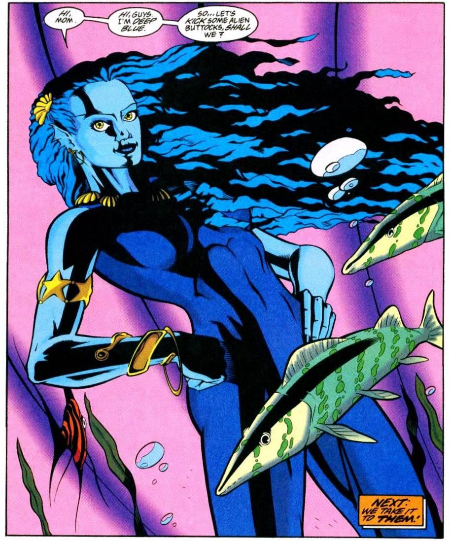 Deep Blue 001