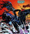 Batman Blue Grey Bat 009