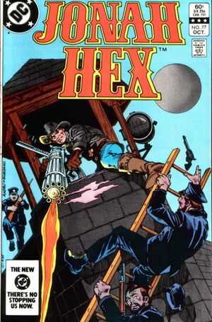 Cover for Jonah Hex #77 (1983)