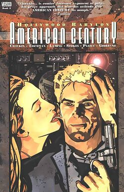 Cover for the American Century: Hollywood Babylon Trade Paperback