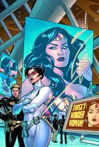 Wonder Woman Vol 3 6 Textless