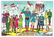 Superman Family Silver Age 001