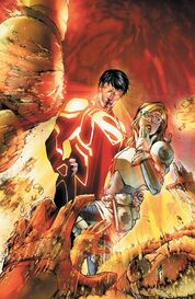 Superboy Vol 6 5 Textless
