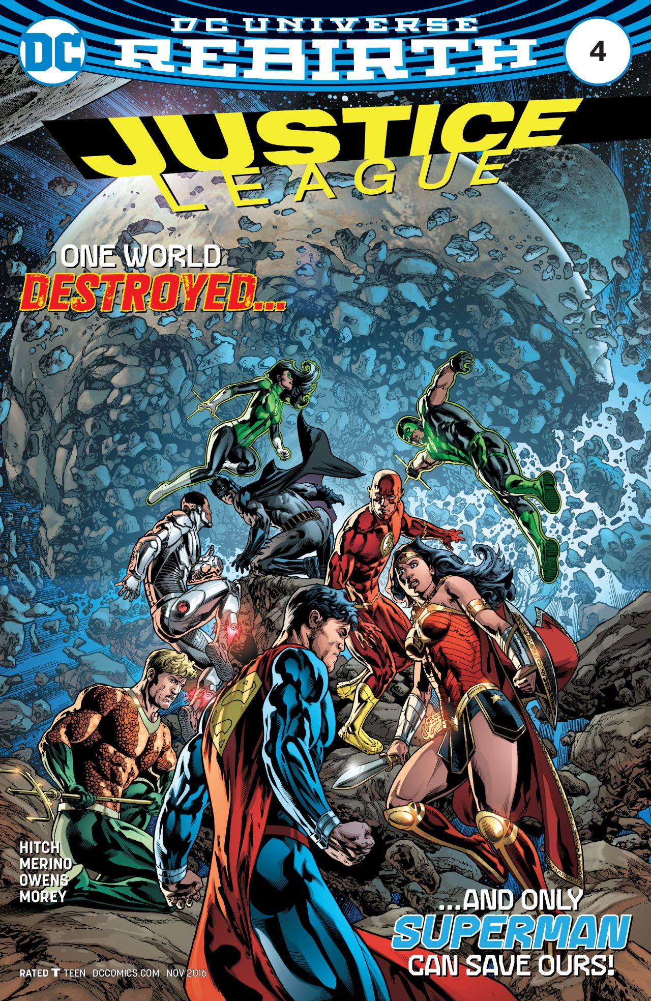 Justice League Vol 3 4   DC Database   FANDOM powered by Wikia