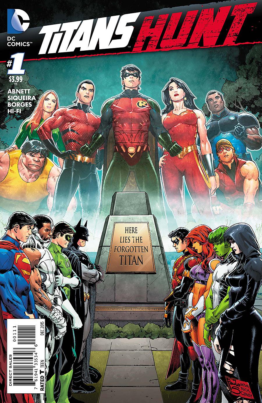 Guia de Leitura: DC Rebirth Latest?cb=20151021163134