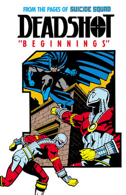 Cover for the Deadshot: Beginnings Trade Paperback