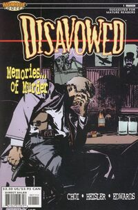 Disavowed 1