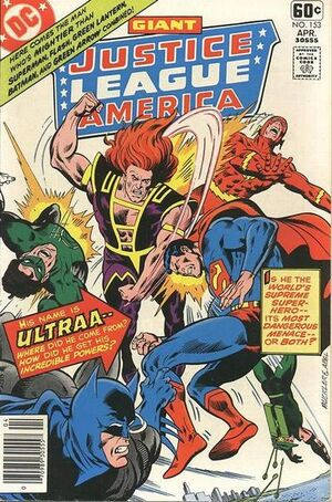 Cover for Justice League of America #153 (1978)