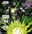 Spectre Hal Jordan 007