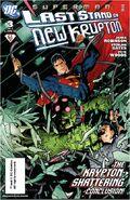 Superman last stand of new krypton 3
