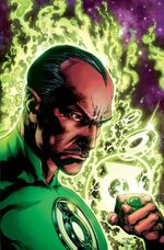 Green Lantern Vol 5 1 Textless