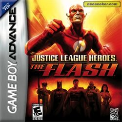 Justice League Heroes The Flash