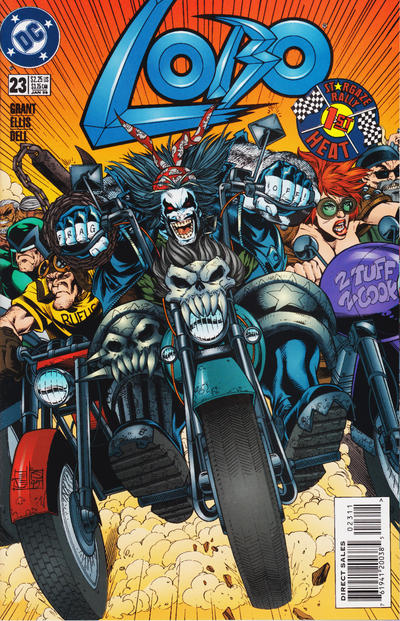 deadClutch: Lobo...