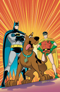 Scooby-Doo Team-Up Vol 1 1 Textless