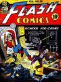 Flash Comics 38
