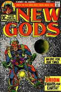 "New Gods was the flagship title of Jack Kirby's ""Fourth World"" mythos."