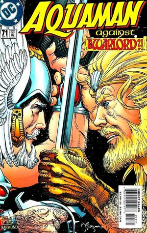 Cover for Aquaman #71 (2000)