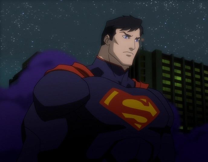 However as he leaves Superman is