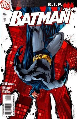 "<a href=""/wiki/Tony_S._Daniel"" title=""Tony S. Daniel"">Daniel</a> 3rd Printing Cover"