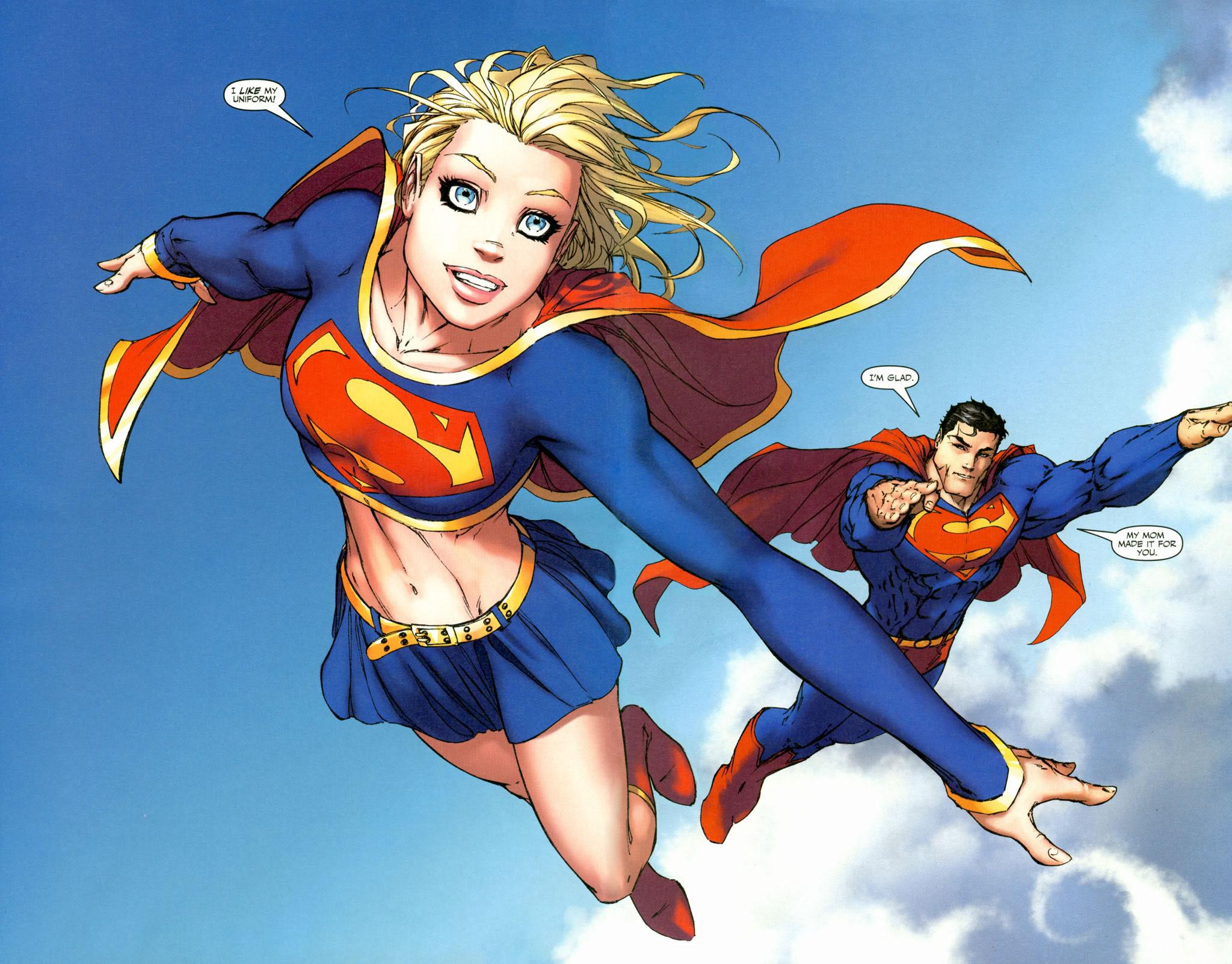 Resultado de imagen para supergirl    dc comics