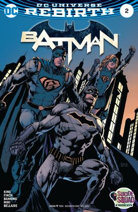 29 - [DC Comics] Batman: discusión general 270?cb=20160707182900