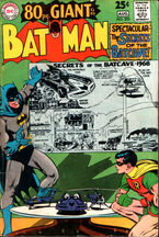 Batman 203