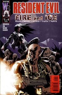 Resident Evil Fire and Ice 1
