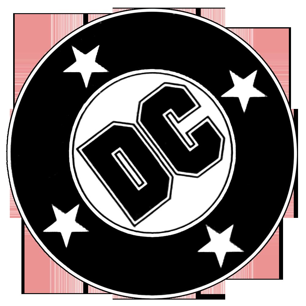 """Résultat de recherche d'images pour """"DC COMICS LOGO 1940"""""""