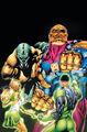 Green Lantern Corps Vol 2 33 (Virgin)