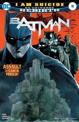 29 - [DC Comics] Batman: discusión general 270?cb=20161031153947