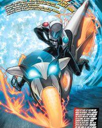 Cosmic Motorcycle 002