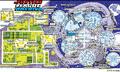 JLA Headquarters Secret Sanctuary and Satellite