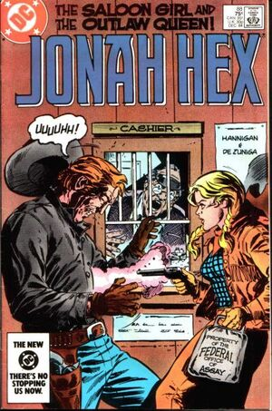 Cover for Jonah Hex #88 (1984)