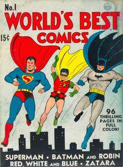 Worlds Finest v.1 01