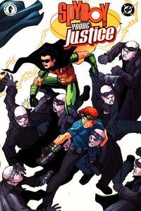 Spyboy - Young Justice Vol 1 1