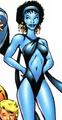Shadow Lass Superboy's Legion 001