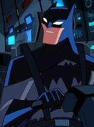 Batman Justice League Action 0001