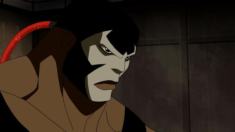 Bane (Earth-16)