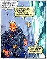 Warlord Tangent Comics 001