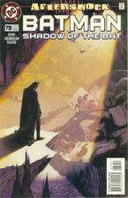Batman Shadow of the Bat Vol 1 79